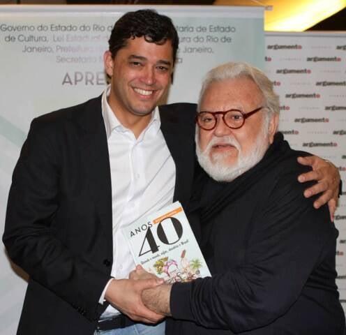 Antonio Pedro Indio da Costa e Ricardo Amaral