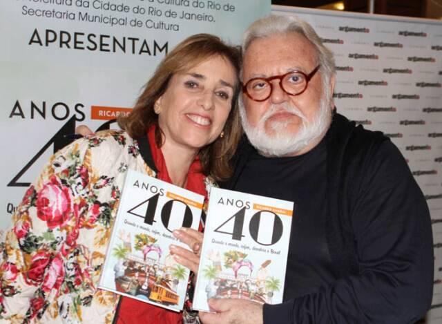 Vera Bocayuva e Ricardo Amaral