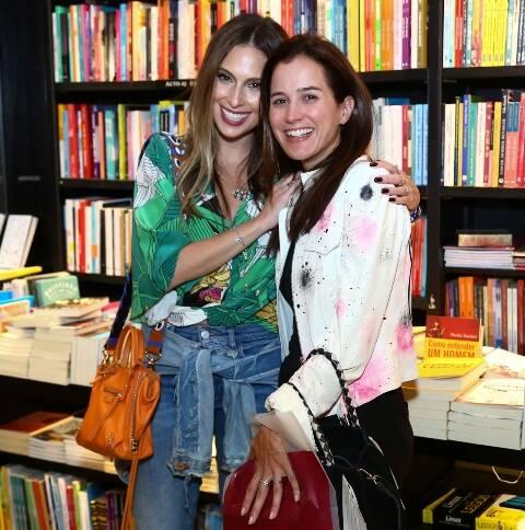 Anny Meisler e Joana Nolasco