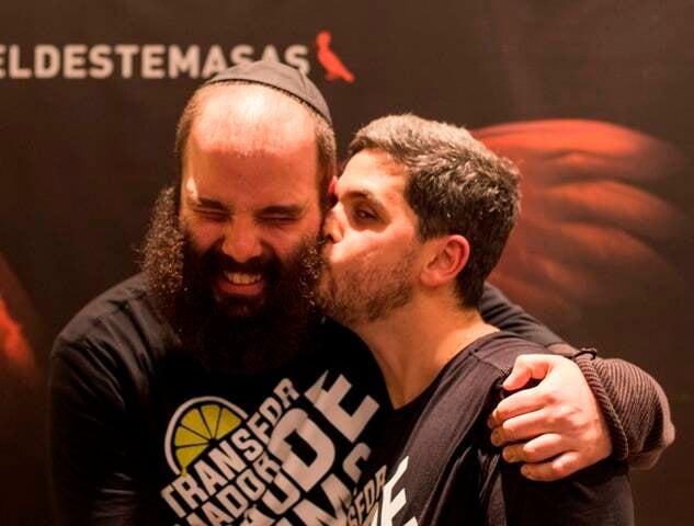 Fernando Sigal e Rony Meisler