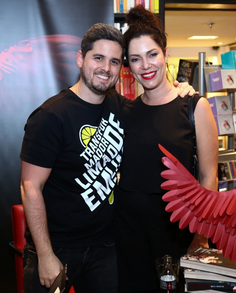 Rony Meisler e Sayonara Sarti