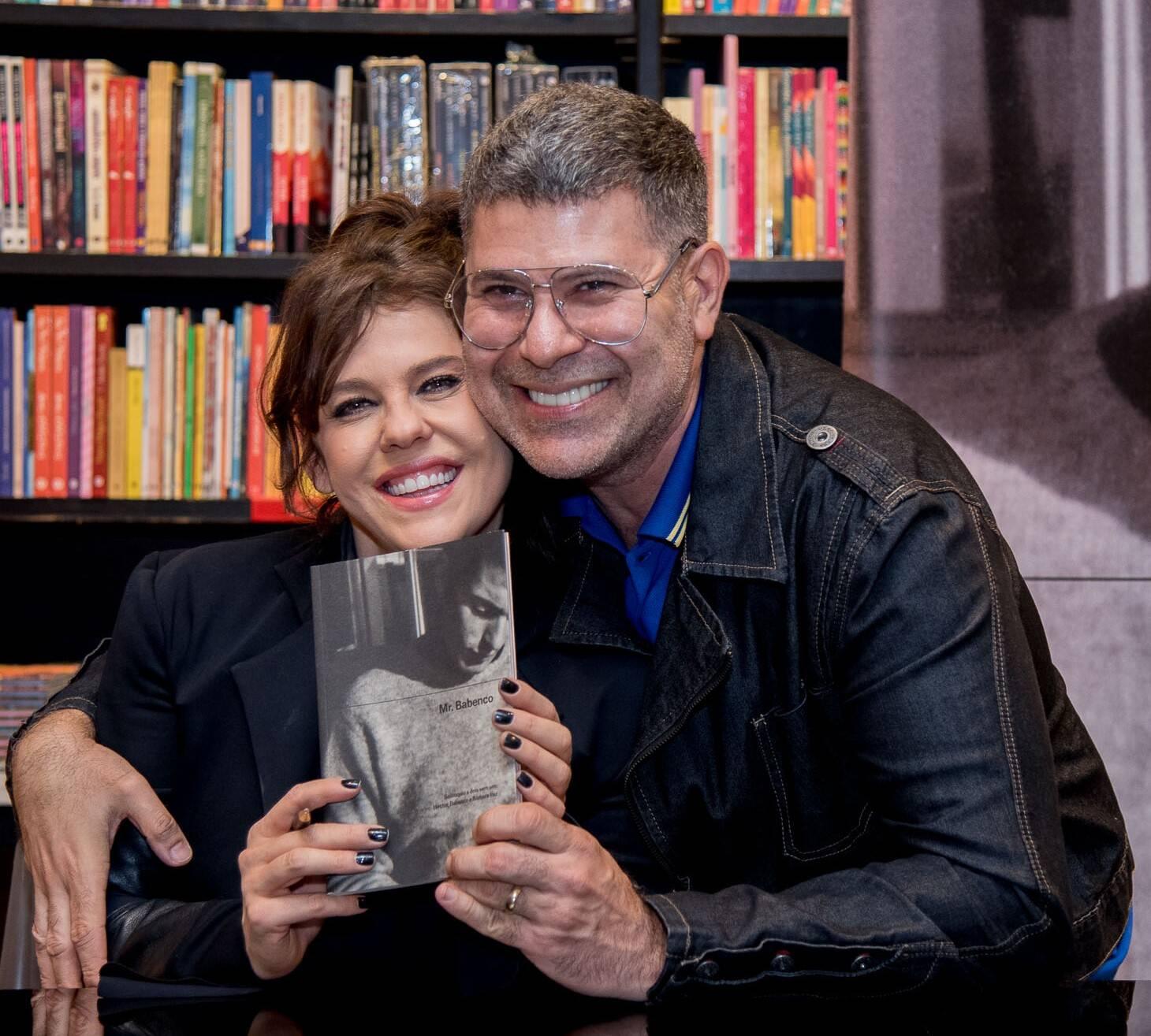 Bárbara Paz e Cacau Hygino  /Foto: Ana Paula Amorim