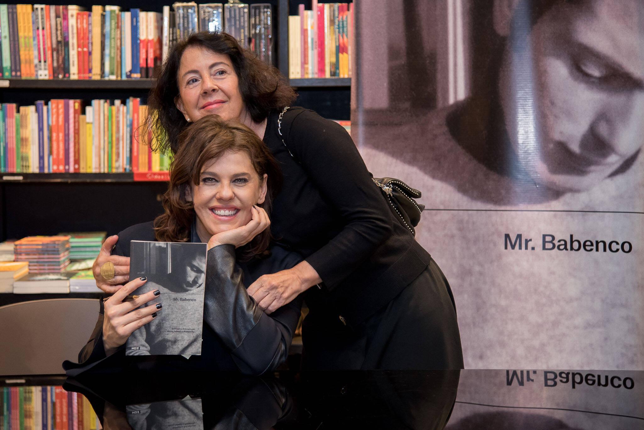 Bárbara Paz e Laura Marsiaj /Foto: Ana Paula Amorim