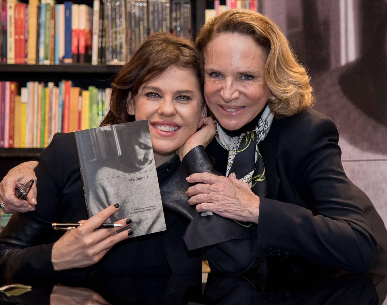 Bárbara Paz e Lenny Niemeyer  /Foto: Ana Paula Amorim