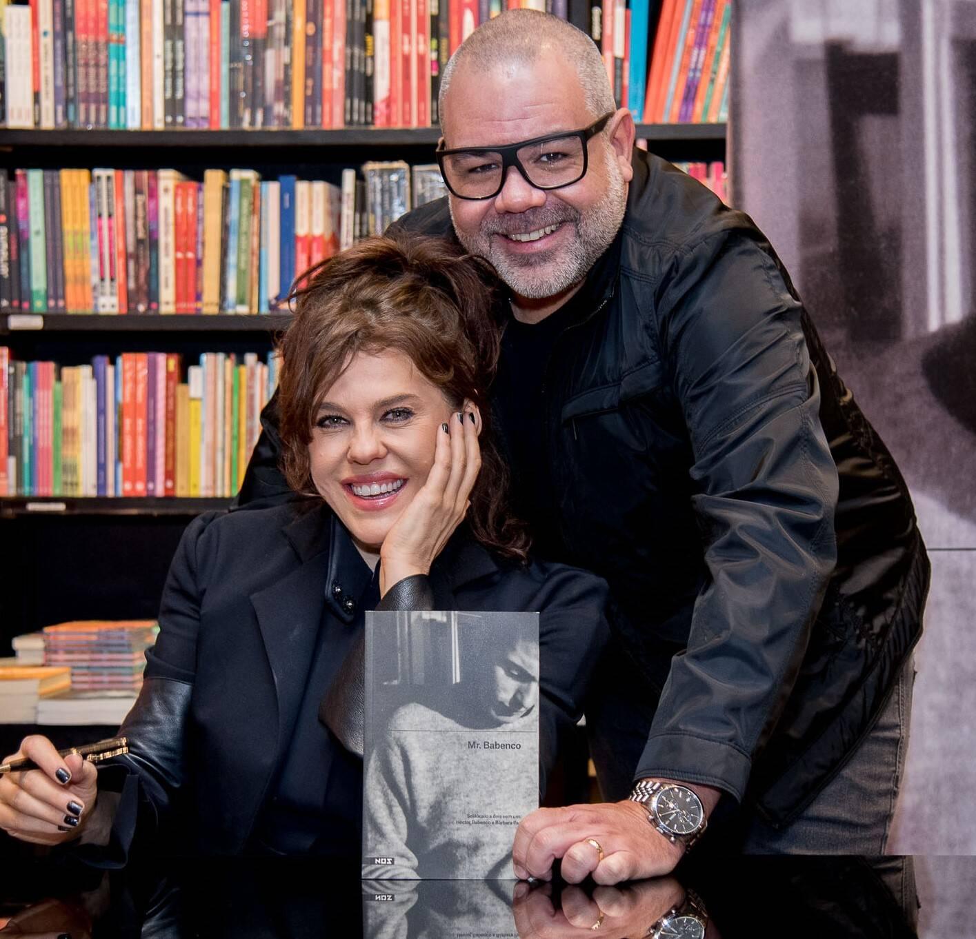 Bárbara Paz e Marcus Montenegro  /Foto: Ana Paula Amorim