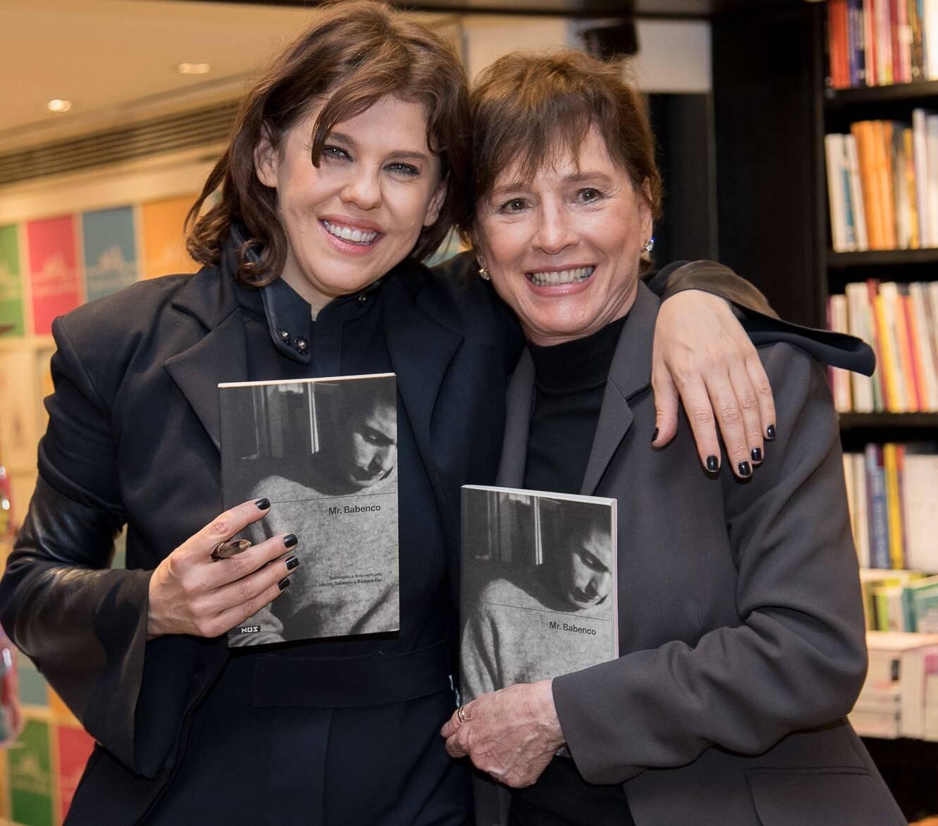 Bárbara Paz e Natália do Vale  /Foto: Ana Paula Amorim