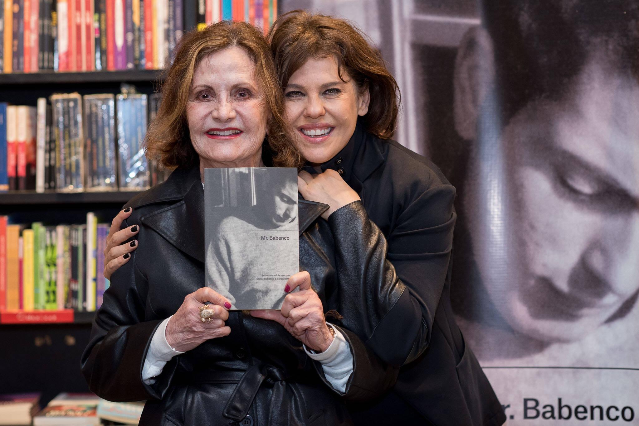 Rosamaria Murtinho e Bárbara Paz /Foto: Ana Paula Amorim