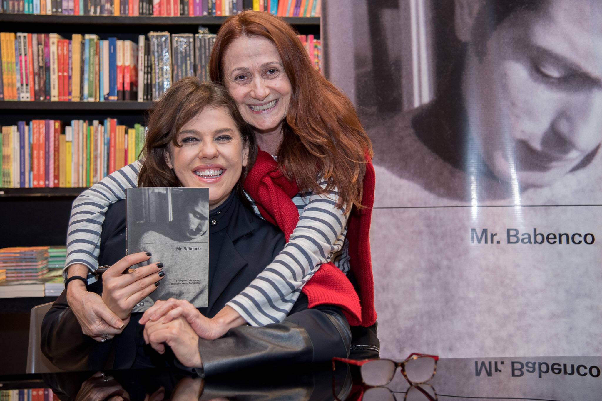Bárbara Paz e Zezé Polessa / Foto: Ana Paula Amorim