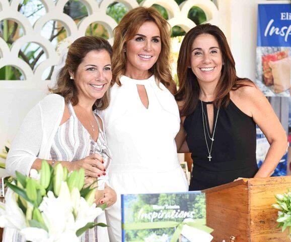 Adriana Balleste, Eliane Teixeira e Ana Virginia