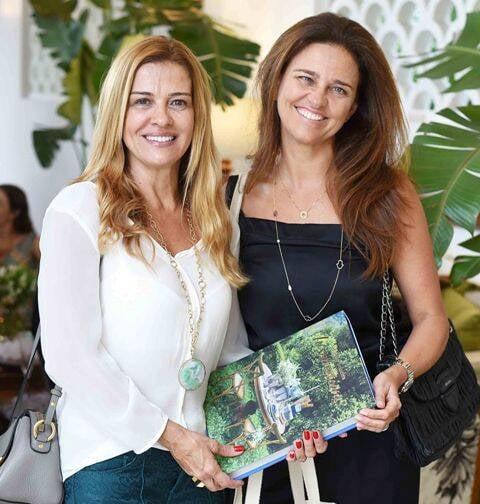 Débora Barbosa e Cristiana Drummond