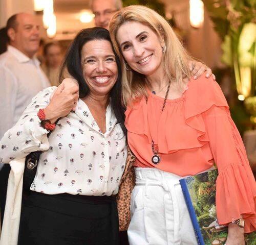 Valéria Merlo e Paula Costa