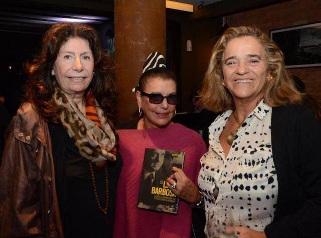 Ana Maria Tornaghi, Marcia Osorio e Celina Llerena