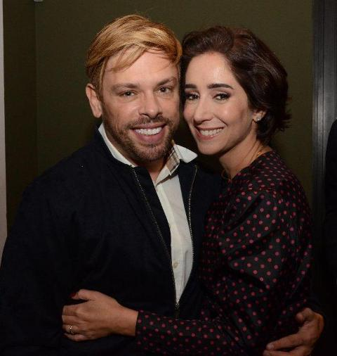 Bruno Chateaubriand e Antonia Leite Barbosa