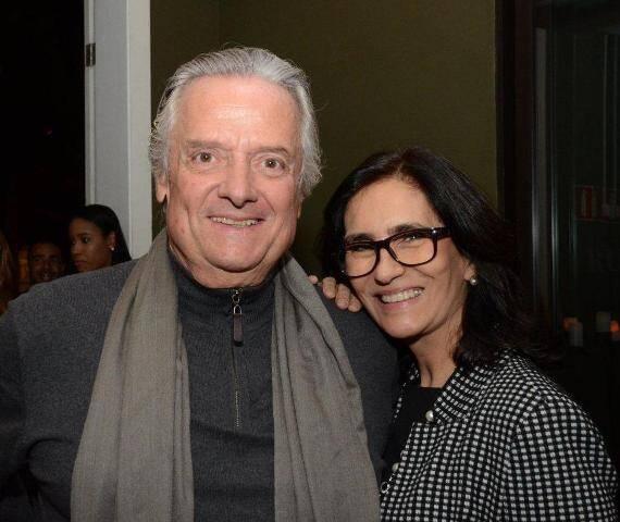 Carlos Eduardo Sobral e Antonia Leite Barbosa