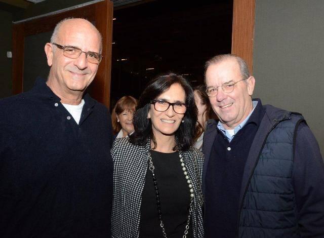 Claudio Chagas Freitas, Kátia Leite Barbosa e Octavio Koeler
