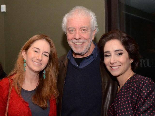 Daniela Fiszpan, Antonio Bernardo e Antonia Leite Barbosa
