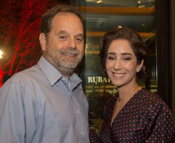 David Zylbersztajn e Antonia Leite Barbosa