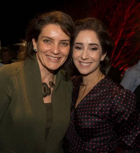 Melissa Jaunzzi e Antonia Leite Barbosa