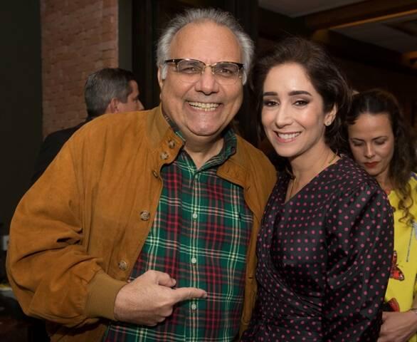 Franklin Toscano e Antonia Leite Barbosa