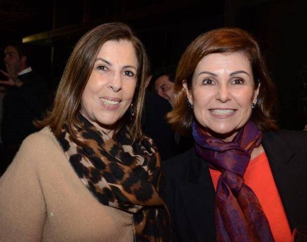 Helena Taunay e Denise Mourão