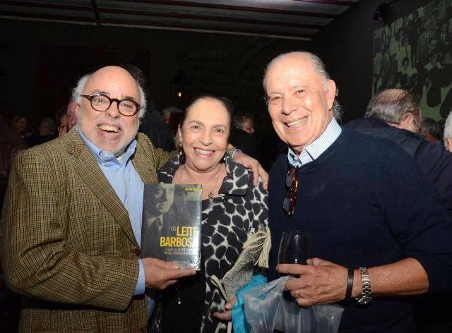 Janjão Garcia, Mirna e Paulo Roberto Bandeira de Mello
