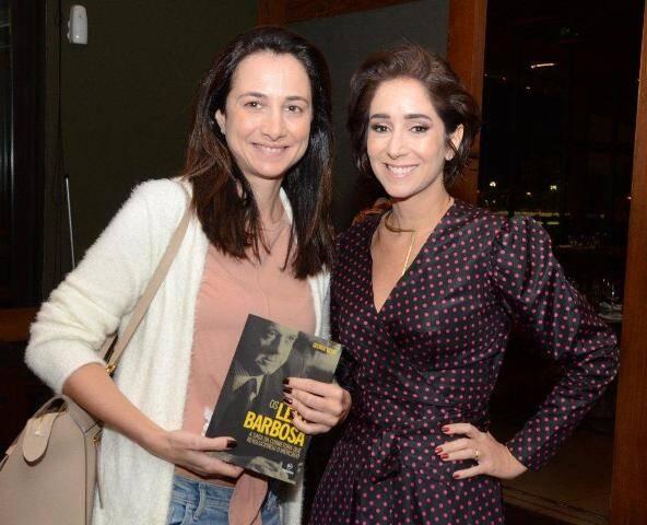Leticia Abreu e Antonia Leite Barbosa