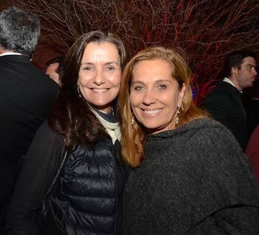 Luciana Tostes e Bebel Sampaio