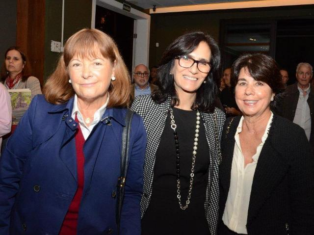 Monica Barreto, Kátia Leite Barbosa e Vera Silva Ramos