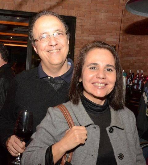 Raul Chamma e Gisela Pitanguy