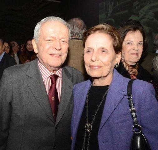 Sergio e Maria Helena Chermont de Britto