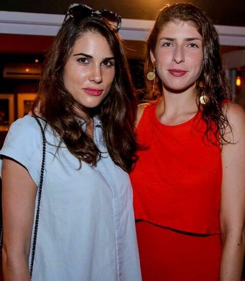 Sofia Papp e Camille Danton