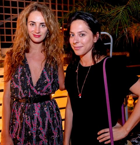 Alexia Niedzielski e Stephanie Schultz Wenk