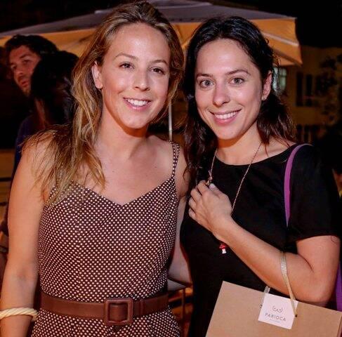 Alexia e Stephanie Schultz Wenk