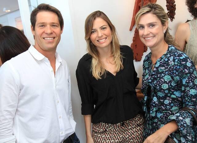 Lisht Marinho, Natália Cossate e Ana Paula Júdice