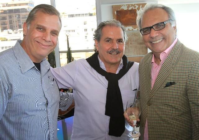 Marcos Sodré, Gennaro e Franklin Toscano