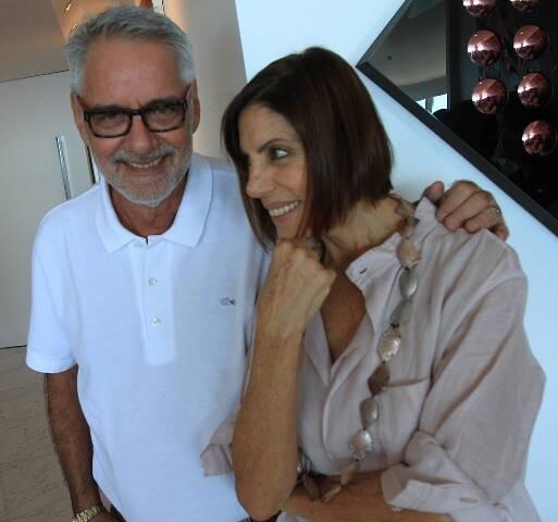 Zau Olivieri e Mila Moreira