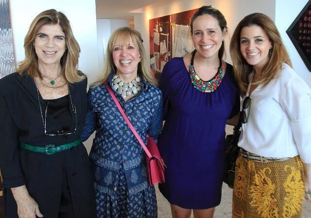 Mirian Kimelblat, Renata e Paula Saboya e Tatiana Baez