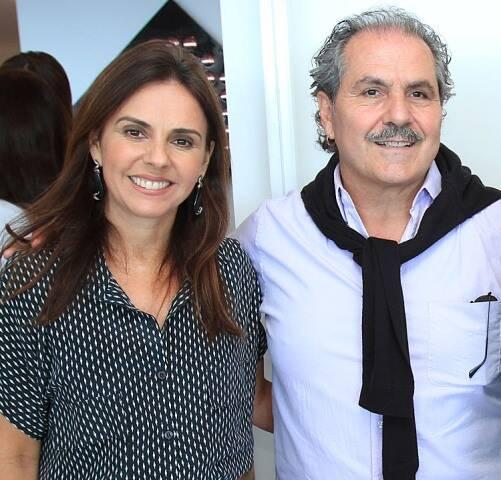Geisa Rabello e Gennaro