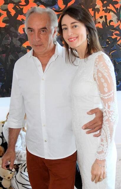 Sérgio Pagano e Sílvia Montagna