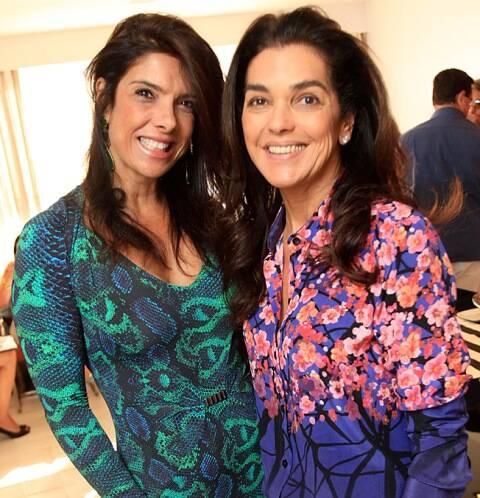 Patrícia Brandão e Beth Acurso