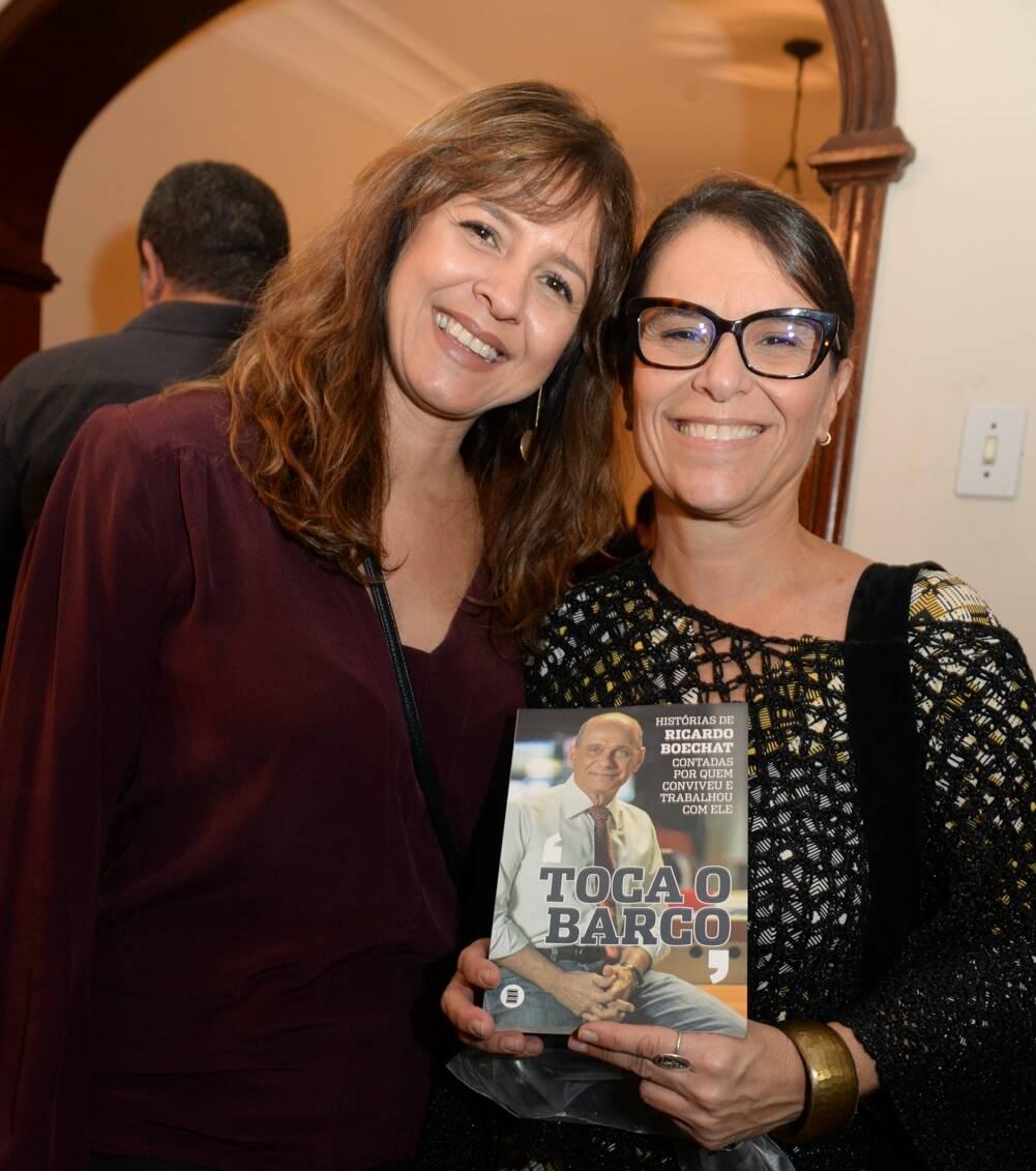 Daniella Cavalcanti e Simone Ruiz /Foto: Cristina Lacerda