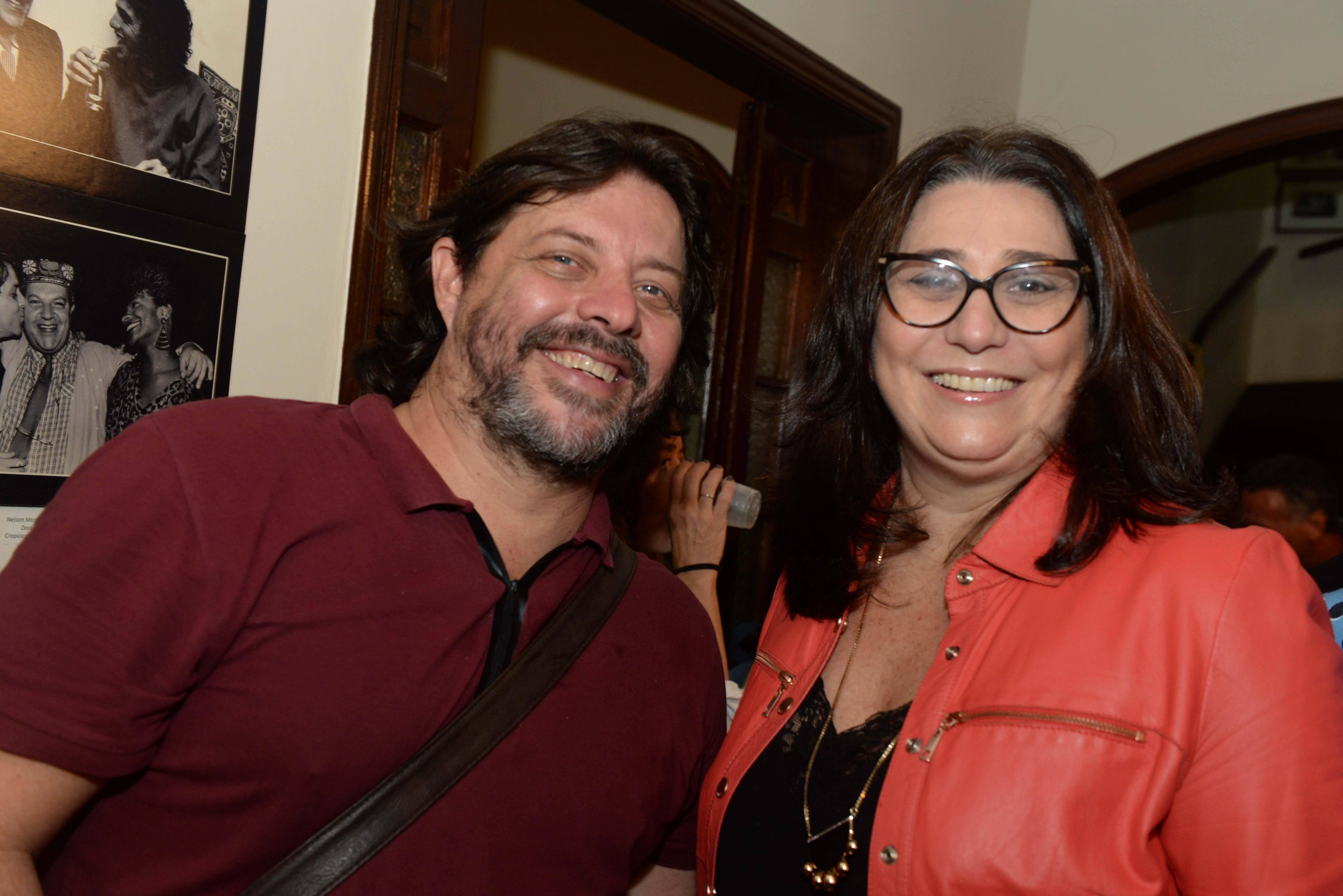 Guto Lima e Ana Claudia Guimarães /Foto: Cristina Lacerda