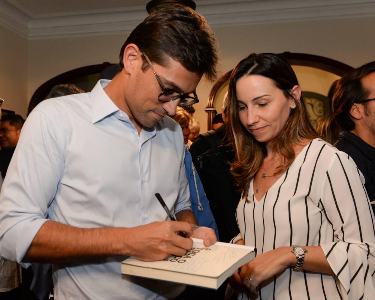 Rodolfo Schneider e Paula Boechat /Foto: Cristina Lacerda