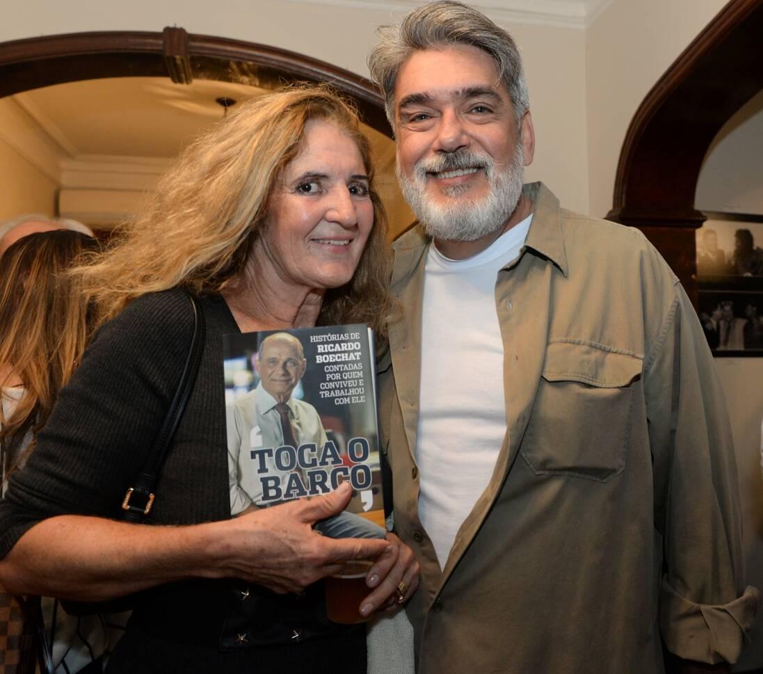 Wagner Val e Simone Rodrigues /Foto: Cristina Lacerda