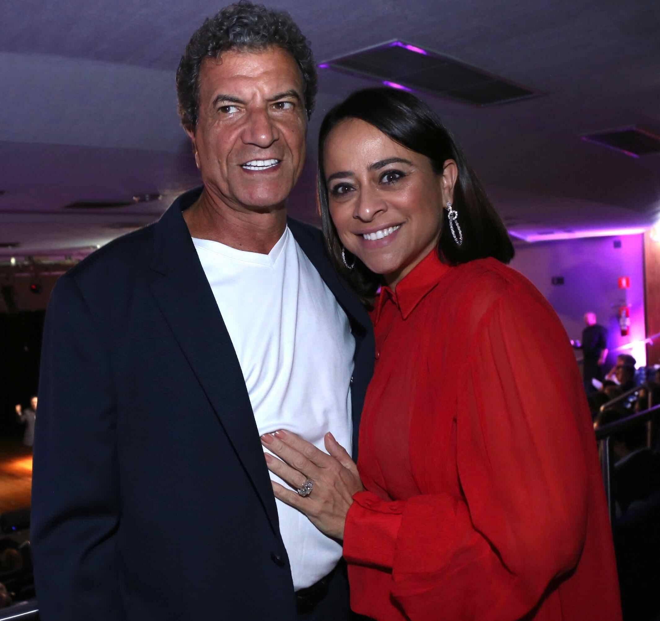 José Eduardo David e Renata Di Paula /Foto: Denise Andrade David_3843