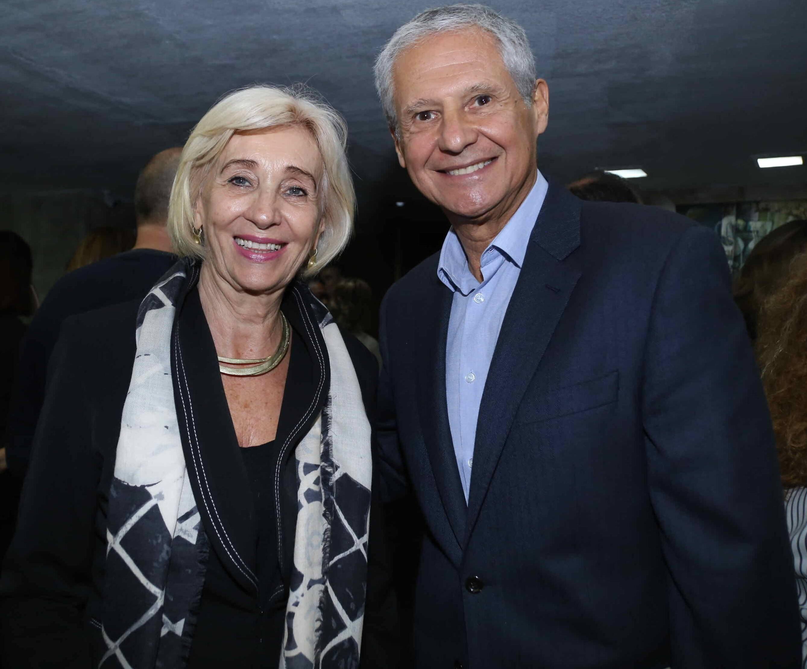 Berenice Arvani  e Carlos Eduardo Cerri /Foto: Denise Andrade