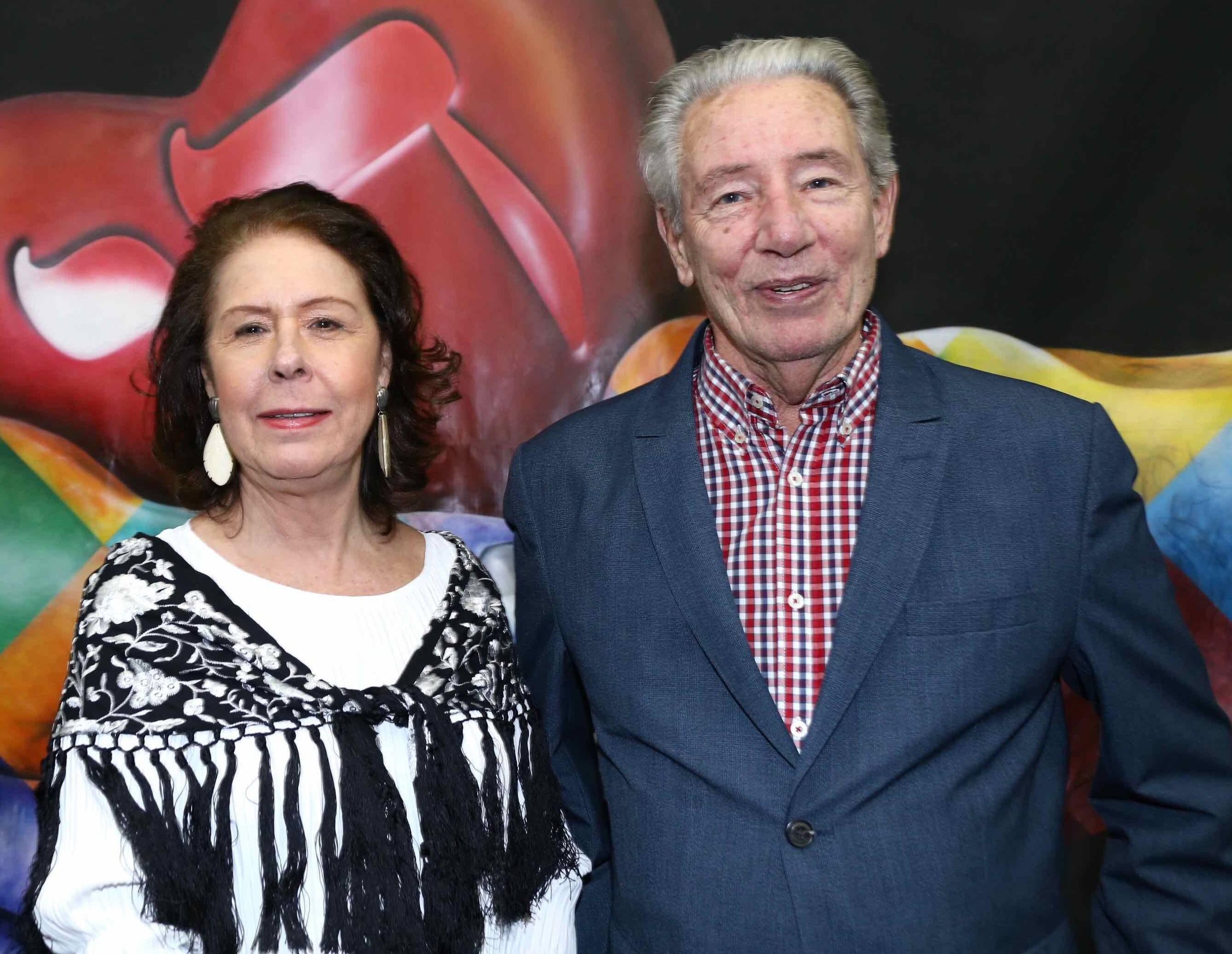 Luiza e Carlos Soulié Franco do Amaral  /Foto: Denise Andrade