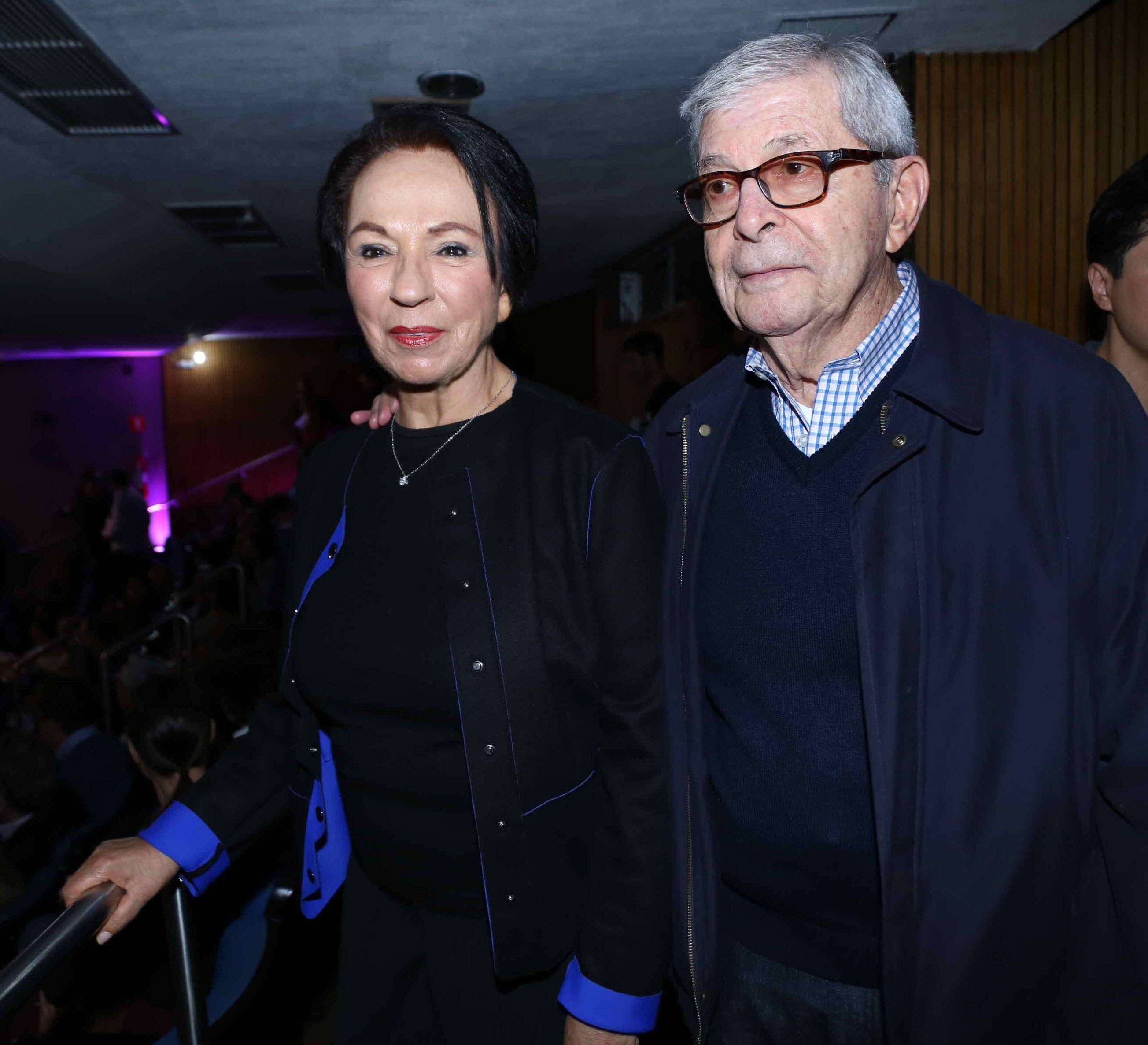 Clara e Haroldo sancovsky /Foto: Denise Andrade