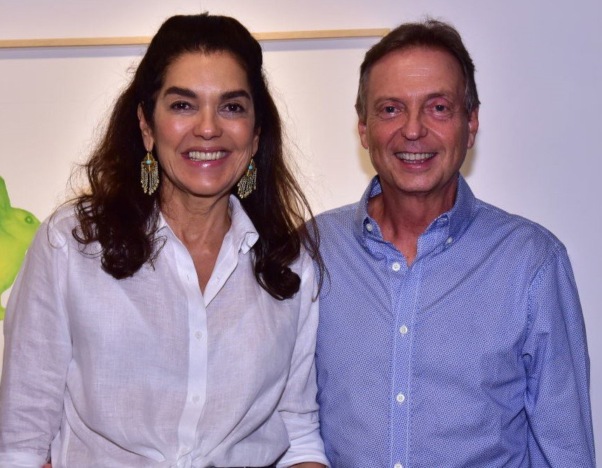 Beth Accurso e Francisco Grabowsky /Foto: Paulo Jabur