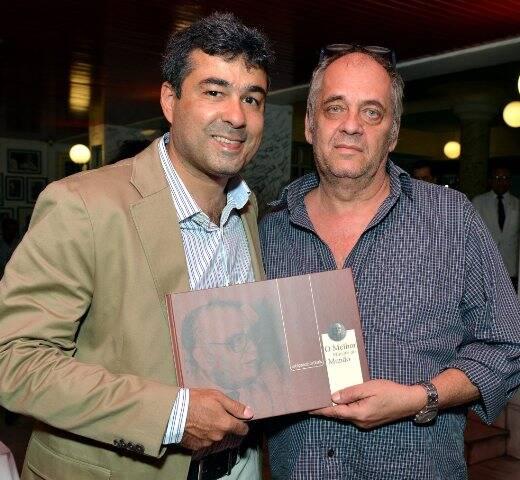 José Fernando Aparecido de Oliveira e Kadu Niemeyer